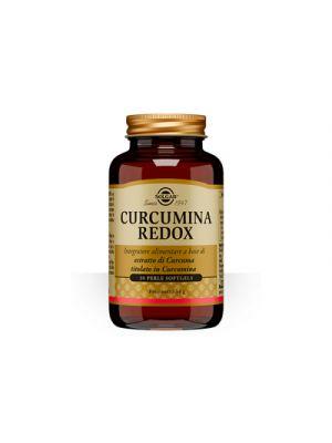SOLGAR Curcumina Redox 30 Perle Softgels