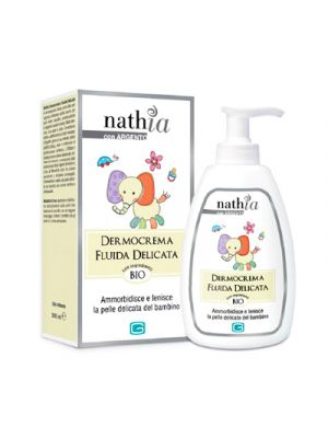 NATHIA Dermocrema Fluida Delicata 200 ml.