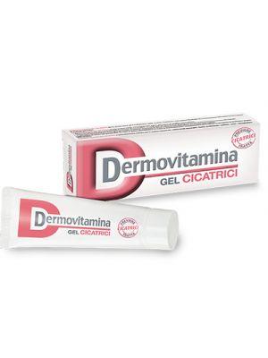 DERMOVITAMINA Gel Cicatrici 30 ml.