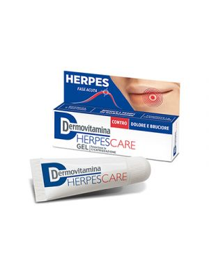 DERMOVITAMINA Herpes Care Gel 8 ml.