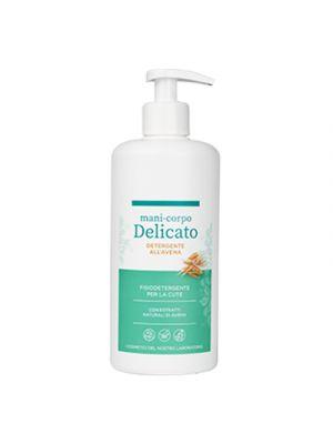 IGIENE Detergente Delicato All'Avena Mani-Corpo 500 ml.
