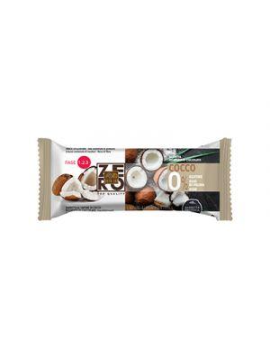 DIETALAB Barretta Proteica 0% Ricoperta di Cioccolato 40 g. - Gusto Cocco