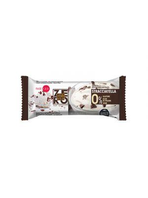 DIETALAB Barretta Proteica 0% Ricoperta di Cioccolato 40 g. - Gusto Stracciatella