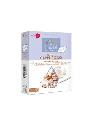 DIETALAB Dessert Cappuccino 3 Buste da 25 g.
