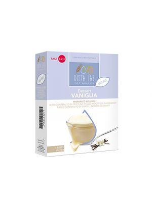 DIETALAB Dessert Vaniglia 3 Buste da 25 g.