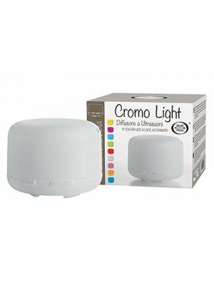 CROMO LIGHT Diffusore a Ultrasuoni