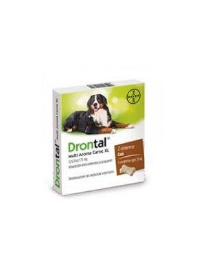 DRONTAL® Multi Aroma Carne XL 2 Compresse