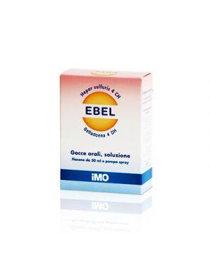 IMO Ebel Gocce Orali Soluzione 30 ml.