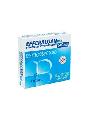 EFFERALGAN® 500 mg. 16 Compresse Effervescenti