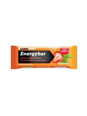 NAMED Sport EnergyBar Barretta 35 g. - Gusto Strawberry