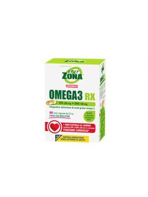 ENER ZONA Omega 3 RX 60 Mini Capsule