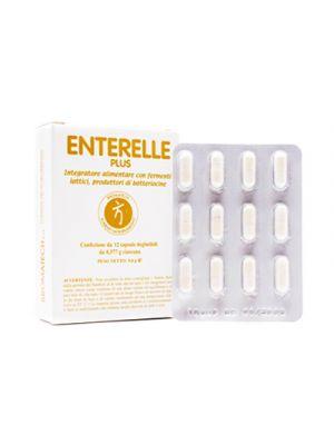 BROMATECH Enterelle Plus 12 Capsule