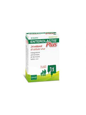 ENTEROLACTIS® Plus 10 Bustine