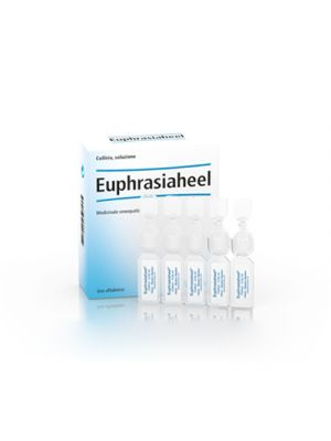 HEEL Euphrasiaheel Collirio 15 Contenitori Monodose