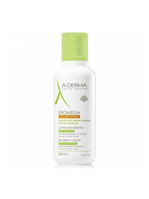 A-DERMA Exomega Control Crema Emolliente 400 ml.