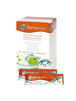 FERROTONE® con Succo di Mela e Vitamina C 28 Bustine
