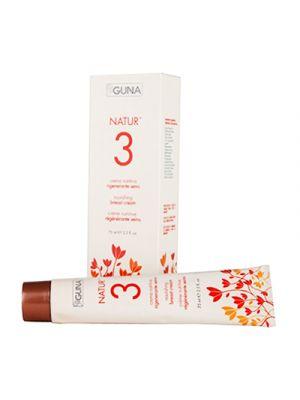 GUNA Natur® 3 Crema Nutritiva Rigenerante Seno 75 ml.