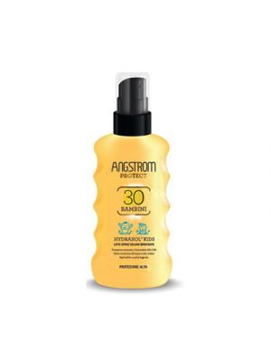 ANGSTROM Protect Hydraxol Kids Latte Solare Ultra Idratante Bambini Spray SPF30 175 ml.