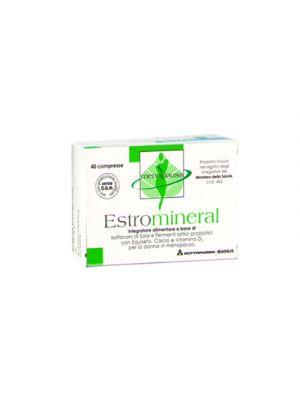 ESTROMINERAL Menopausa 40 Compresse