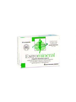 ESTROMINERAL Menopausa 20 Compresse
