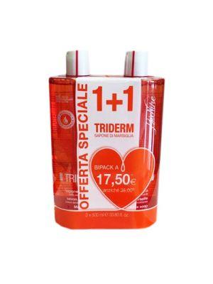 BIONIKE Triderm Sapone Marsiglia Liquido 500 ml. Bipack