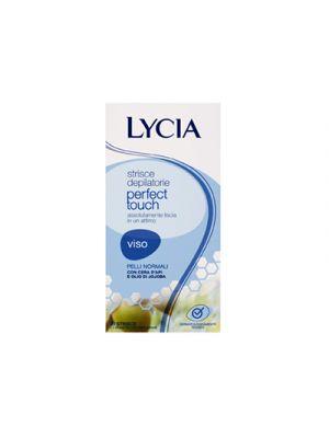LYCIA Perfect Touch 20 Striscie Depilatorie  Viso