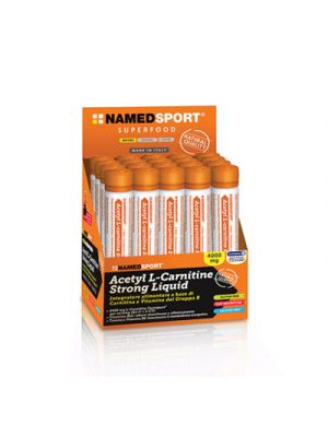 NAMED Sport Acetyl L-Carnitine Strong Liquid 1 Fiala Monodose 25 ml.