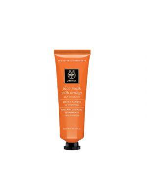 APIVITA Maschera Viso Illuminante con Arancio 50 ml.