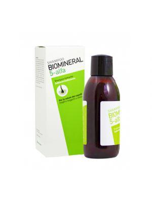 BIOMINERAL 5-alfa Shampoo Sebonormalizzante 200 ml.