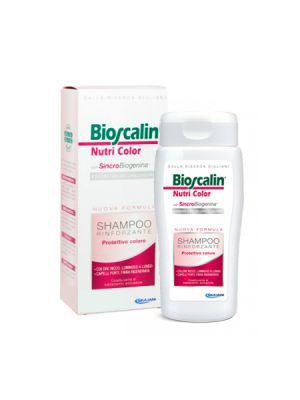 BIOSCALIN® Nutricolor Shampoo Anticaduta 200 ml.