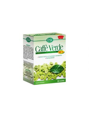 ESI Caffè Verde 60 Ovalette da 500 mg.