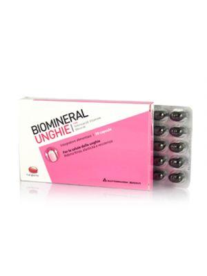 BIOMINERAL Unghie 30 Capsule