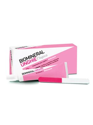 BIOMINERAL Unghie Topico 20 ml.