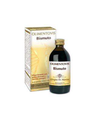 OLIMENTOVIS Bismuto Soluzione 200 ml.