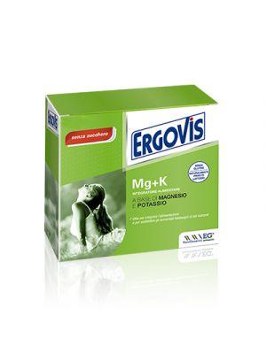 ERGOVIS Mg+K Senza Zucchero 20 Bustine