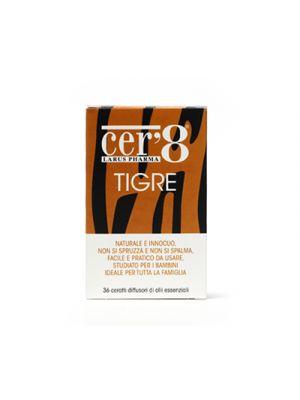 CER'8 Tigre Cerotti Diffusori Antizanzare
