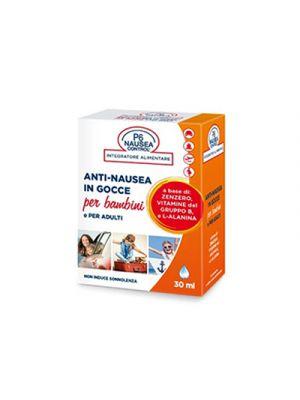P6 NAUSEA CONTROL® Gocce Anti-Nausea 30 ml.