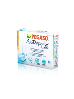 PEGASO® AxiDophilus® Junior 14 Bustine Orosolubili