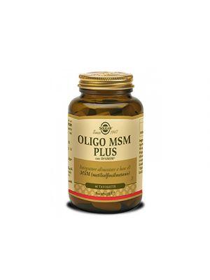 SOLGAR Oligo MSM Plus 60 Tavolette