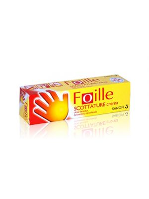 FOILLE® Scottature Crema 29,5 g.