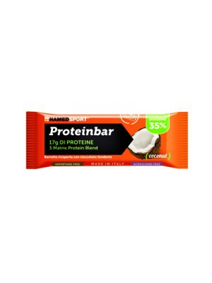 NAMED Sport ProteinBar Barretta 50 g. - Gusto Coconut