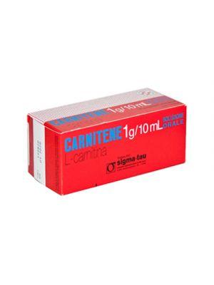 CARNITENE 1 g./10 ml. Soluzione 10 Flaconcini Orali