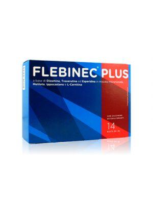 FLEBINEC® Plus 14 Bustine da 4 g.