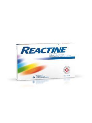 REACTINE® 6 Compresse Rilascio Prolungato 5+120 mg.