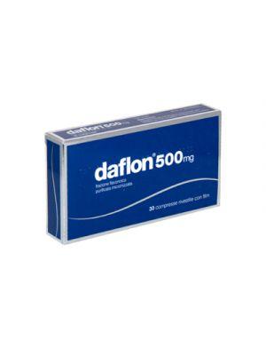 DAFLON 500 mg. 30 Compresse Rivestite