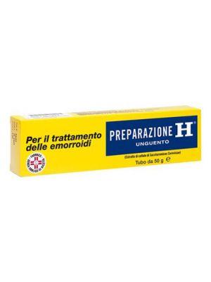 PREPARAZIONE H® Unguento Rettale 50 g.