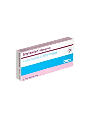 FITOSTIMOLINE® 600 mg. 6 Ovuli Vaginali