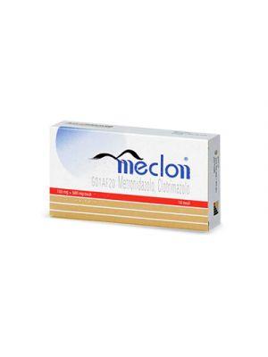 MECLON® 100 mg.+500 mg. 10 Ovuli Vaginali