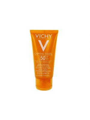 VICHY Capital Soleil Crema Vellutata Perfezionatrice della Pelle SPF 50+ 50 ml.