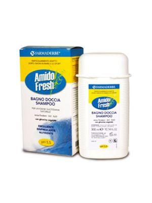 AMIDOFRESH Bagno Doccia Shampoo 300 ml.